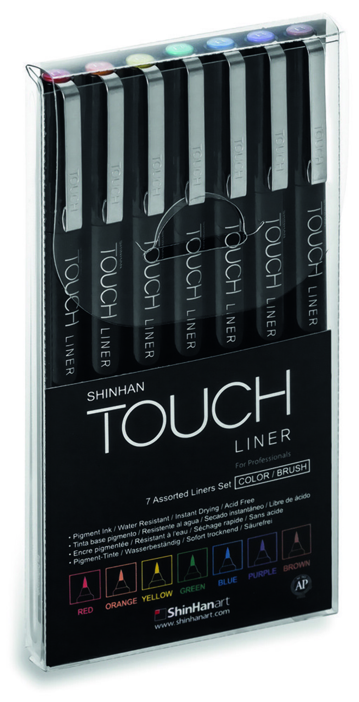 Линеры Touch