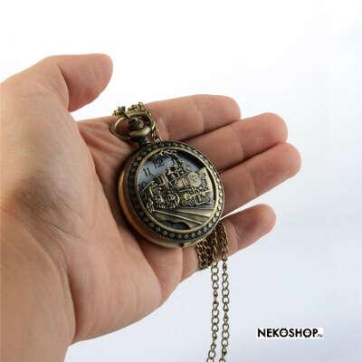 Часы Locomotive