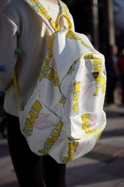 Рюкзак с симсонами