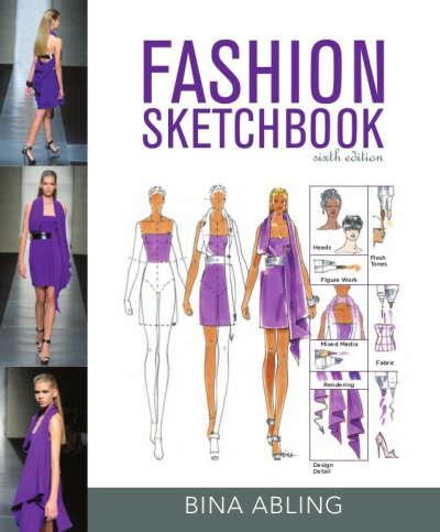Fashion sketchbook by Bina Abling ( 6th edition). Очень хочу эту книгу!