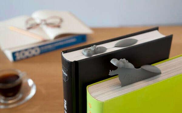 16 крутых закладок для бумажных книг