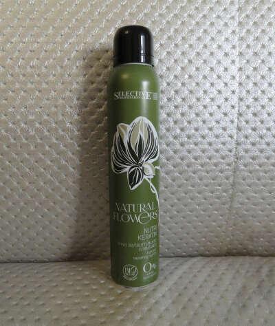 Selective Natural Flowers Nutri Кeratin Instant Repairing Spray
