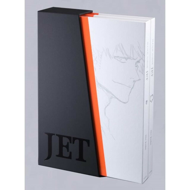 Bleach Illustrations Book: Jet