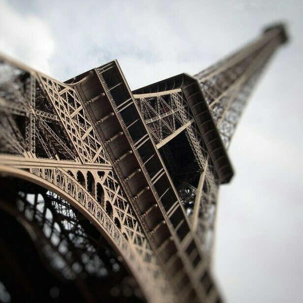 Хочу в Париж:)