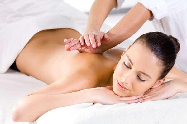 Сеанс миоцефального массажа