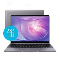 Huawei MateBook 13 + подарок