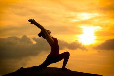 Начинать день с йоги в 6 утра
