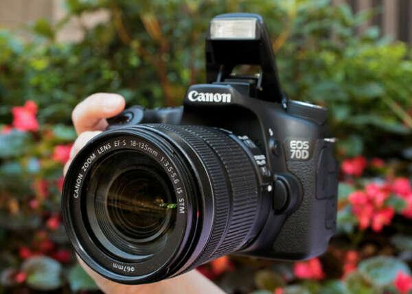 Хочу Canon 70D
