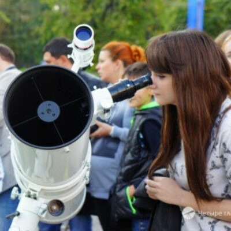 Последний День открытой астрономии в Москве 4 октября 2014 Москва