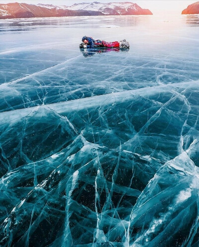 Увидеть Байкал зимой