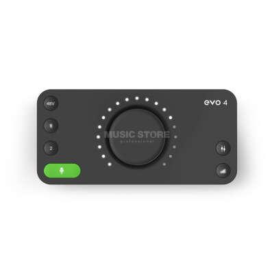 EVO by audient Evo 4 Audio Interface  | MUSIC STORE professional | ru-RU