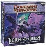 Dungeons and Dragons Boardgame: Legend of Drizzt / Подземелья и драконы: Легенда о Дзирте