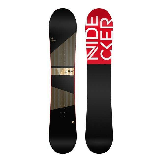 snowboard NIDECKER - Play Multi (MULTI) 156 см