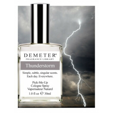 Demeter Thunderstorm