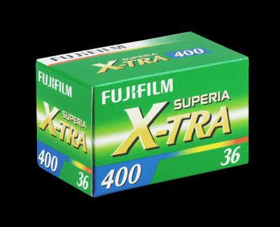 фотопленка 35мм  Fujicolor Superia 400