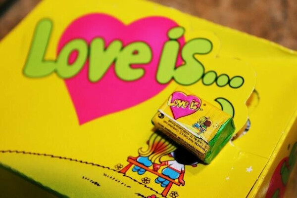 Чтобы в жизни все было love is