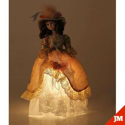 Светильник-кукла Стелла 45 см