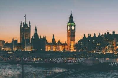 Жить в Лондоне