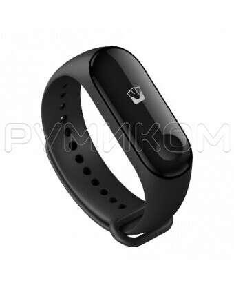 Купить Фитнес-браслет Xiaomi Mi Band 3 (черный) в Москве, быстрая доставка, выгодные цены!