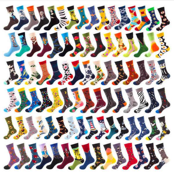 Носки, много носков
