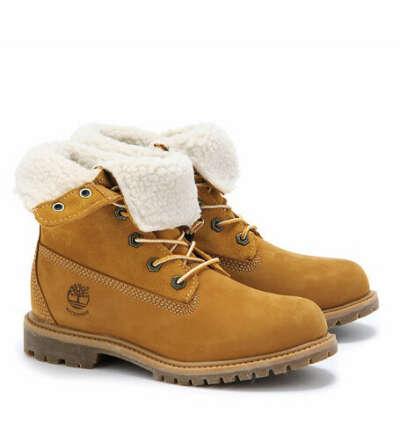 Купить  Ботинки Authentics Waterproof Fold-Down в официальном интернет магазине Timberland