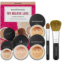 Sephora: bareMinerals : Try. Believe. Love. Kit   : foundation-sets