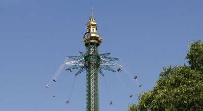 Покататься на самой высокой цепочной карусели мира в Вене