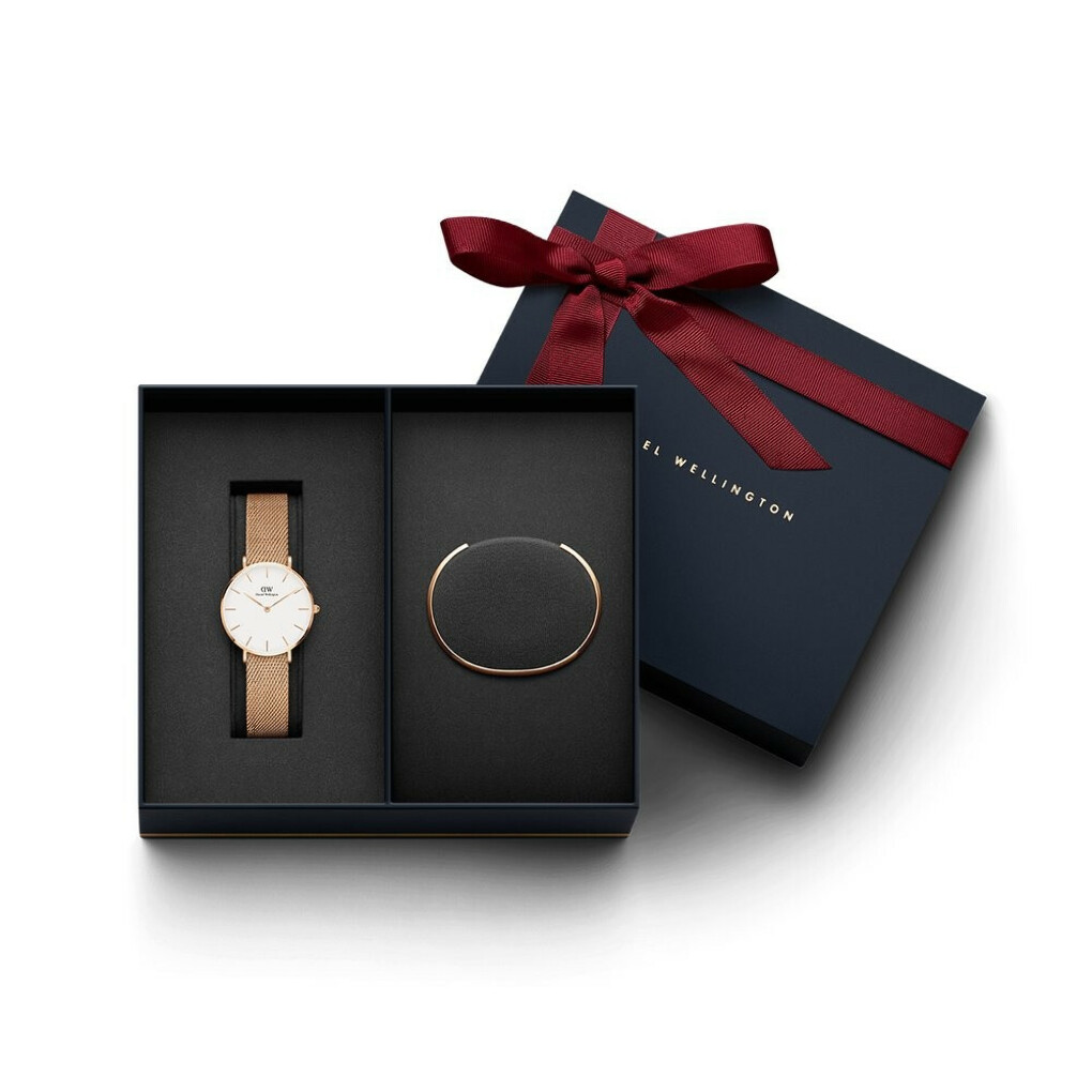 Часы и браслет  Daniel Wellington