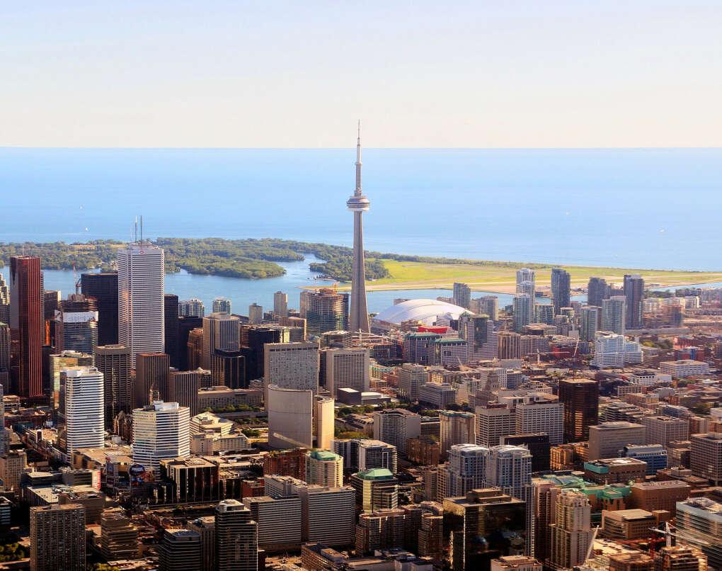 Канада, Торонто