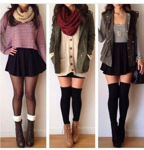 Новую одежду и смену стиля в целом