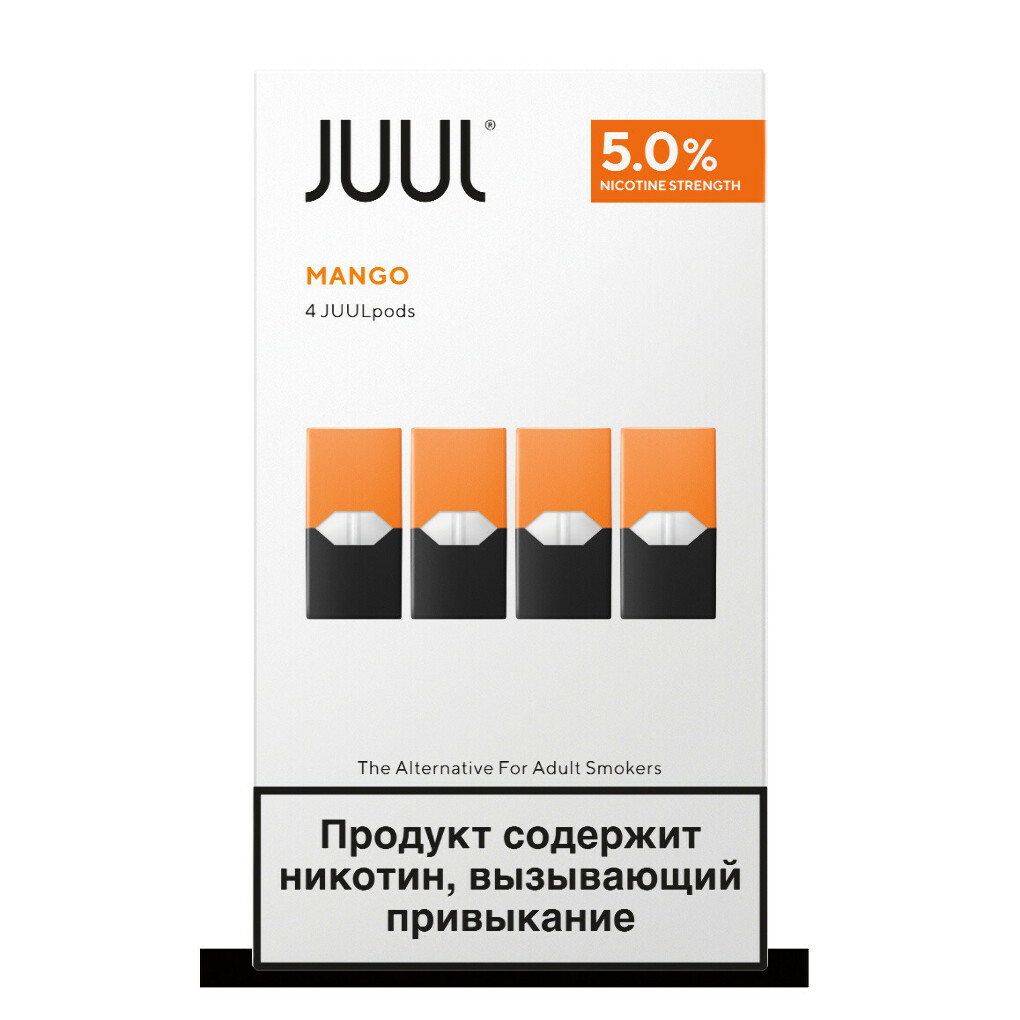Картриджи для Juul