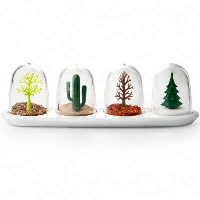 Ёмкости для специй в наборе Four Seasons