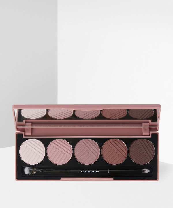 Dose of Colors - Marvelous Mauves Eyeshadow Palette