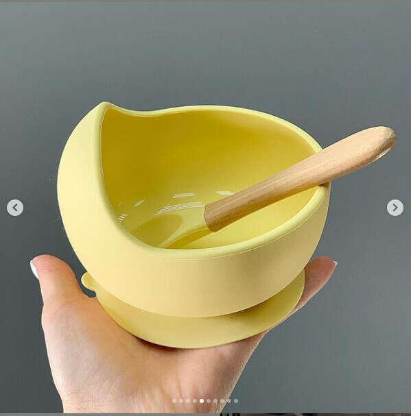 Посуда из силикона