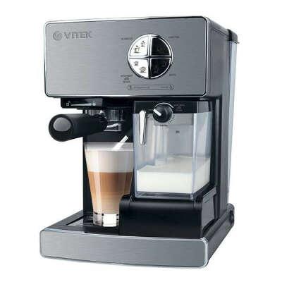 Кофеварка с автоматическим капучинатором