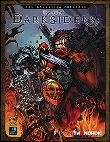 The Art of Darksiders Hardcover – June 25, 2019