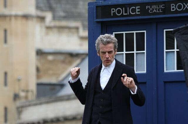 посмотреть доктор кто без перевода