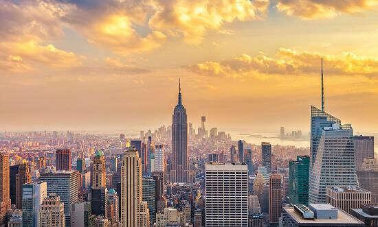 Хочу побывать в Нью-Йорке