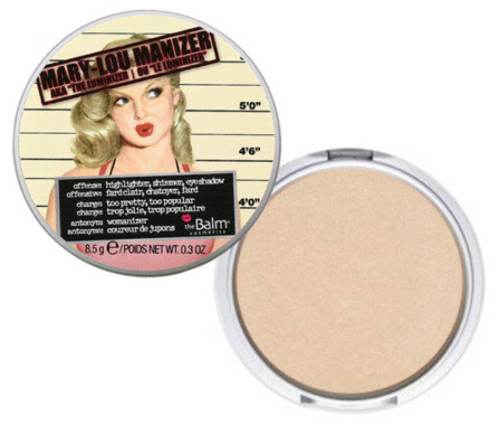 Хайлайтер The Balm Mary Lou