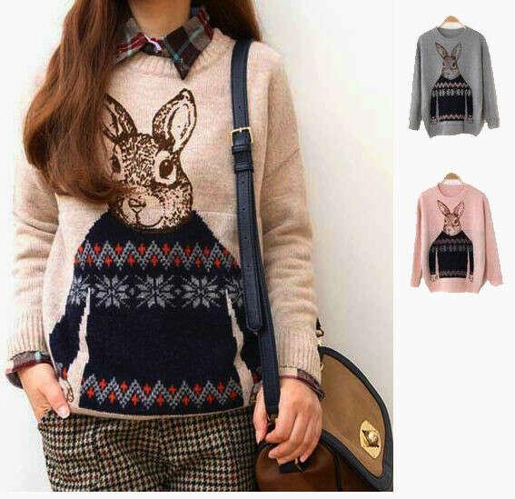 Хочу няшный пуловер<3
