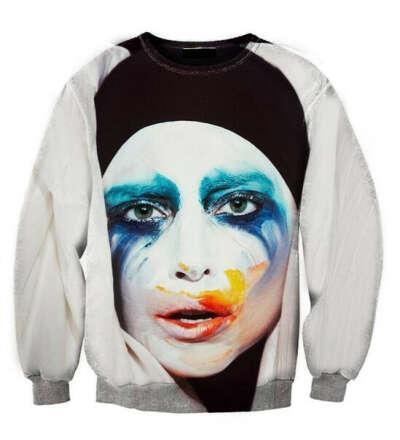 Свитшот Lady Gaga ARTPOP