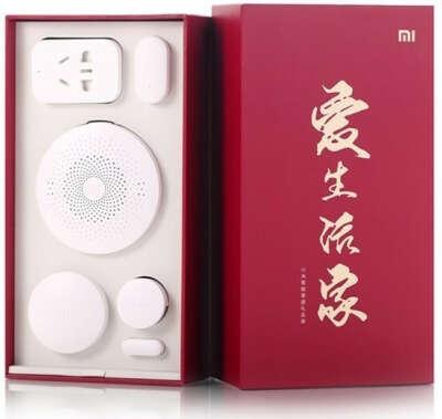 Комплект Умный Дом Xiaomi Smart Home Security Kit (gift package) 5 в 1