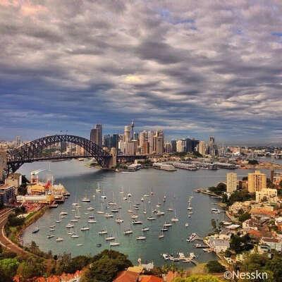 Посетить Австралию летом