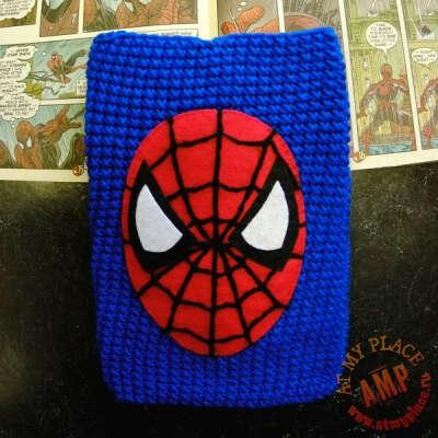 Чехол для iPad mini - Человек-паук