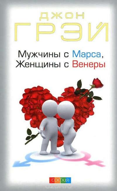 Книга Мужчины с Марса, женщины с Венеры