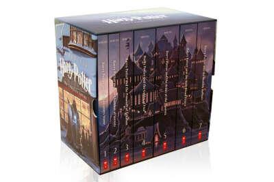 ...серию книг о Гарри Поттере