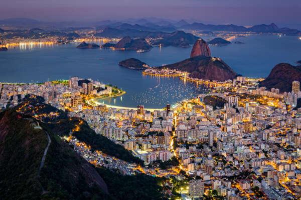Посетить Бразилию