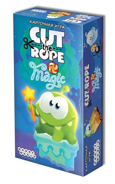 Cut The Rope Magic карточная (настольная игра Ам Ням)