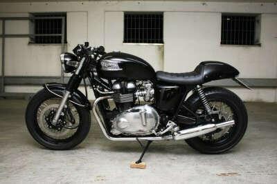 Фотосессию на мотоцикле