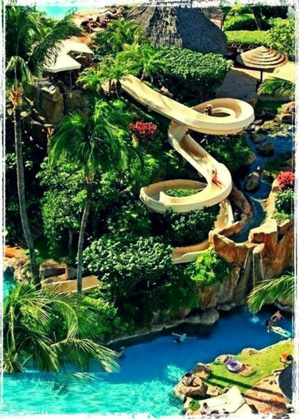 Хочу в аквапарк